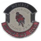 1963 - Ulster Grand Prix Pin Badge
