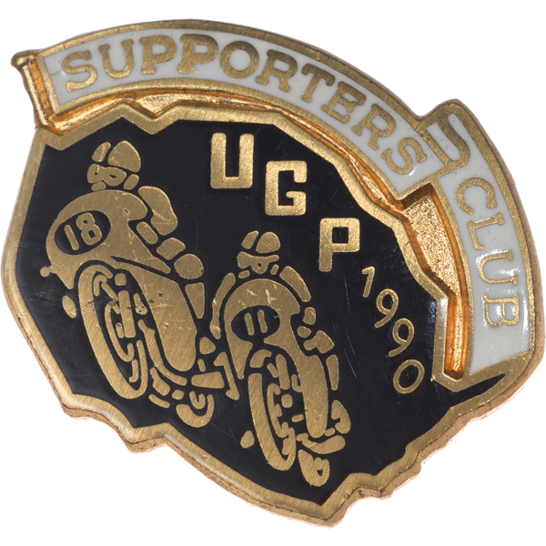 - Ulster Grand Prix Pin Badge